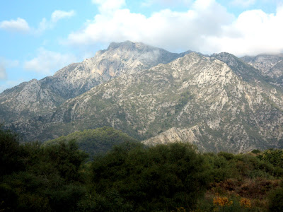 Mountain in Andalucia