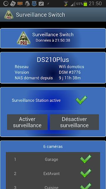 Surveillance Switch Pro