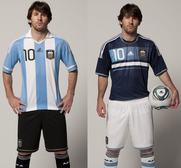 Спортивный маркетинг в футболе: Месси представил новую форму ...