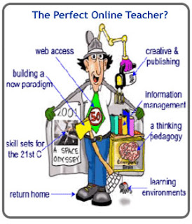 The Perfect Online Teacher's Tools for success