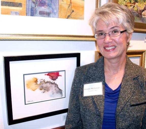 Artist Annette McGarrahan