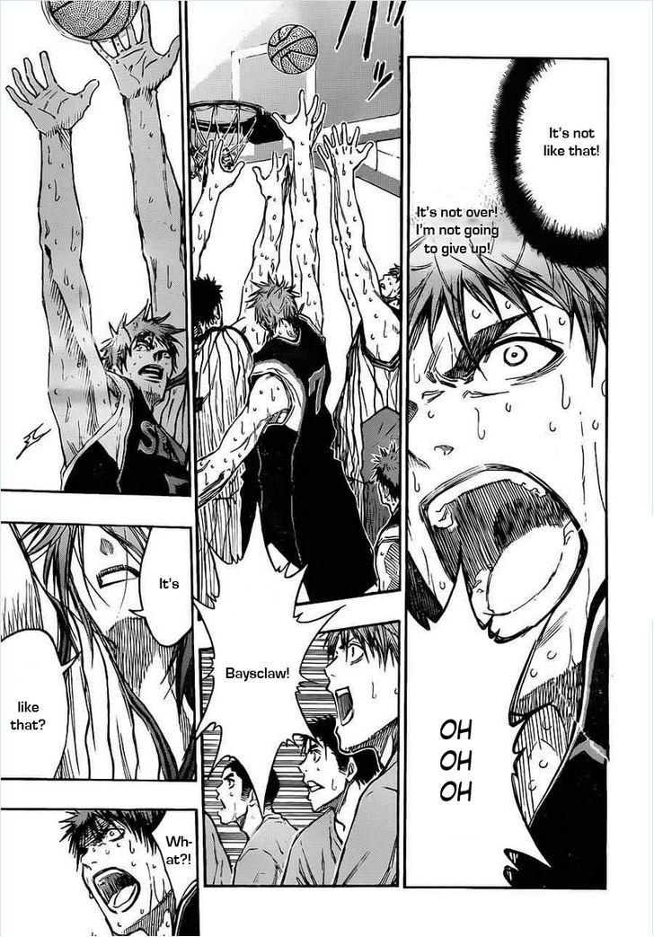 Kuroko no Basket Manga Chapter 157 - Image 09