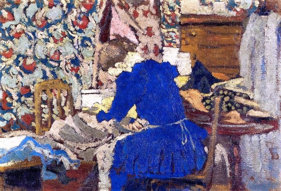 Édouard Vuillard - Interior