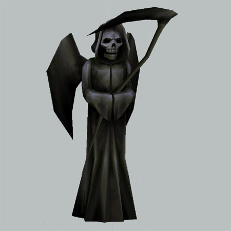 Angel of Death Papercraft