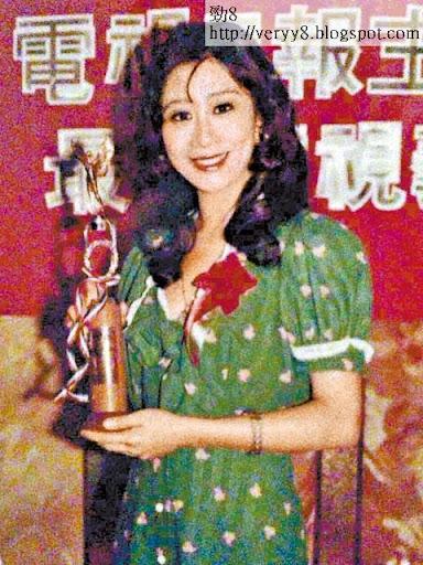陳曼娜曾是《電視日報》選出的十大最受歡迎女藝人之一