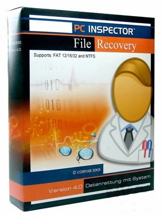 Free Download Latest Version Of PC Inspector File Recovery v.4.0 Recovary Software at Alldownloads4u.Com