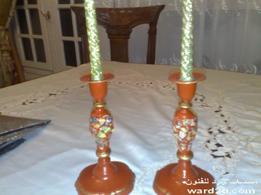 جددى شمعدان منزلك للعيد