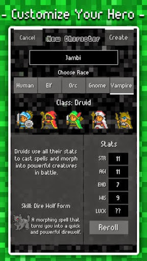 Adventure To Fate : A Quest To The Core JRPG v1.1