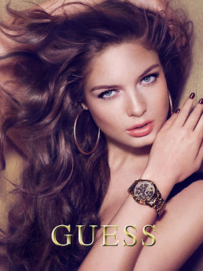 Guess Accessories, campaña otoño invierno 2012
