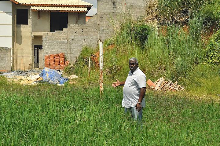 Bairro Vila Nova – Vereador Gonzaga prossegue cobrando serviços de manutenção