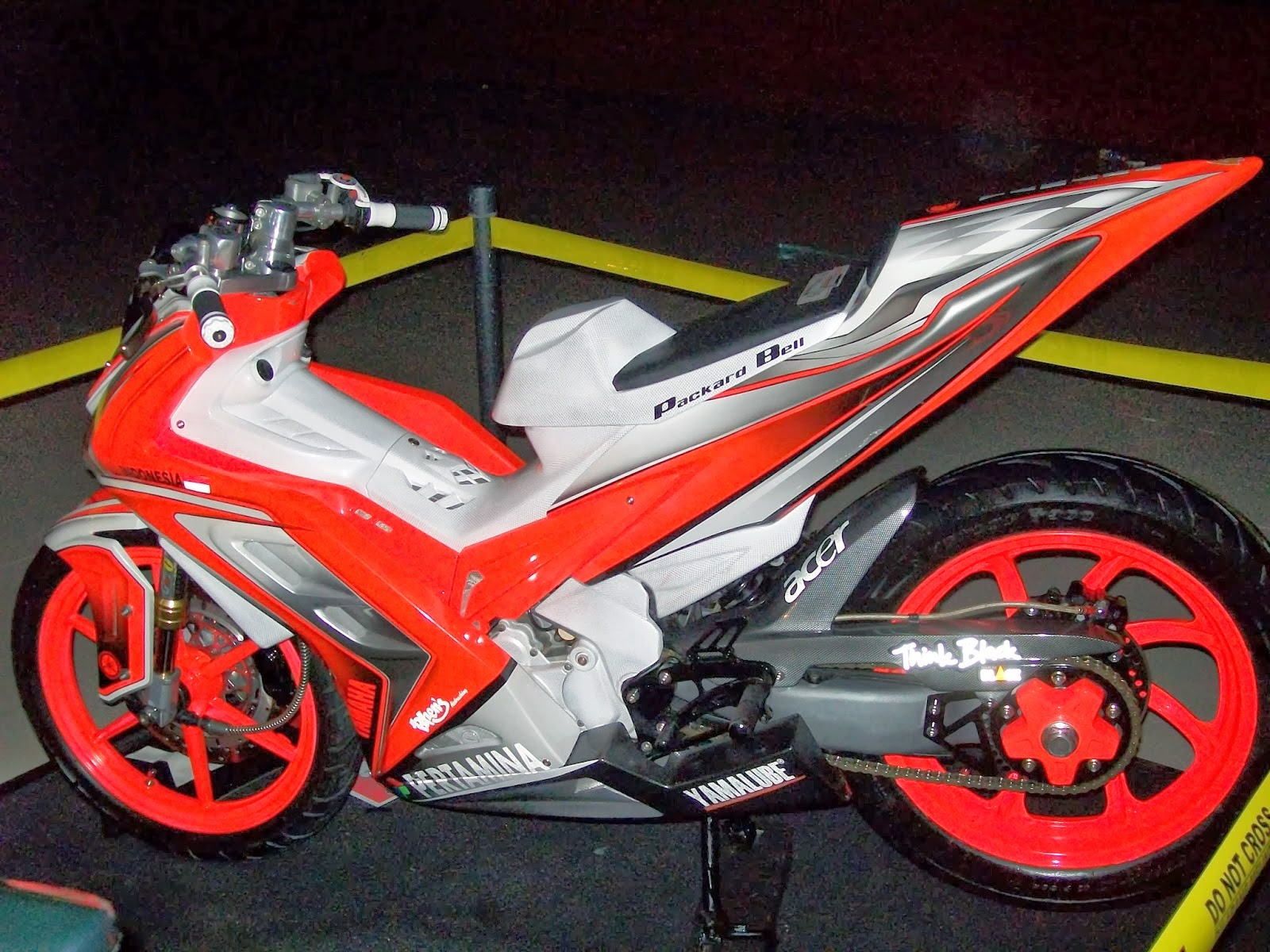 Modif Simple Jupiter Mx 2013