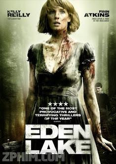 Sát Nhân Bên Hồ - Eden Lake (2008) Poster