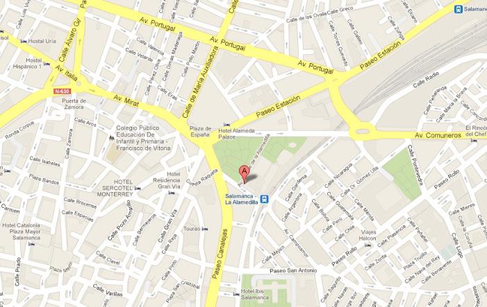 Natacion parquesol piscinas competicion for Piscina alamedilla