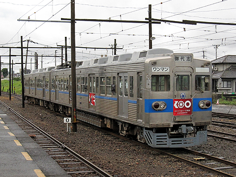 熊本電気鉄道 6000系電車