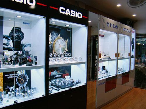 Mua đồng hồ casio online giao hàng thu tiền tại nhà