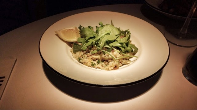 Pizza Express Risotto Fresco