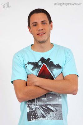Participantes de Gran Hermano 2012 - Ezequiel Tramannoni
