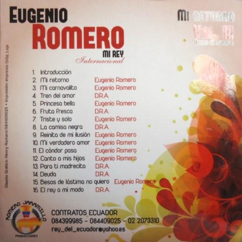 EUGENIO ROMERO