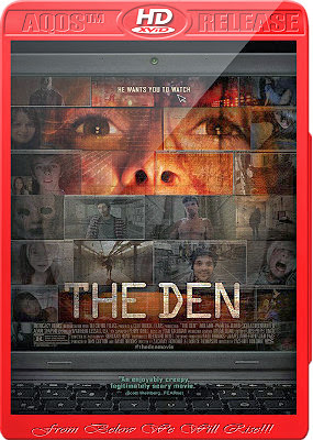 Filme Poster The Den HDRip XviD & RMVB Legendado
