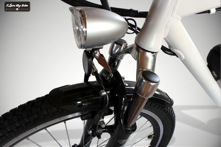 bici con motor eléctrico
