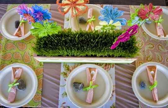 Ideas para la decoracion de una fiesta para niños