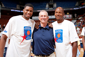 Rudy, Coach and Ray