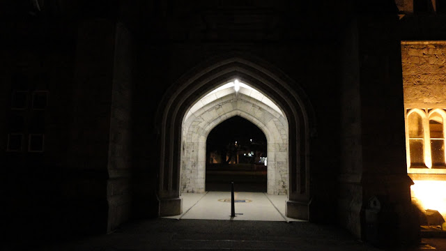 The Quad, UCC, North wing Archway