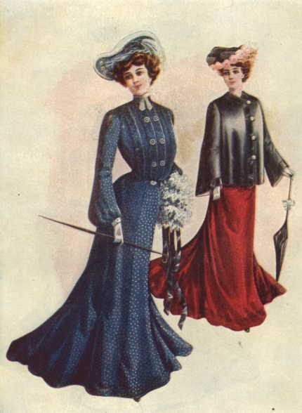 The Gibson Girl Look - Myth Or Reality