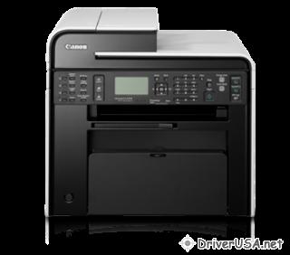 download Canon imageCLASS MF4870dn printer's driver