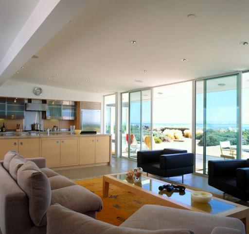 Tăng nét cá tính và phong cách cho ngôi nhà bằng cửa trượt kính