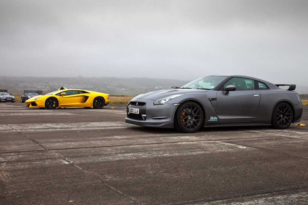 SZ vs Aventador
