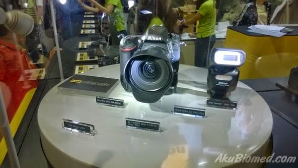 Kamera DSLR Nikon D750