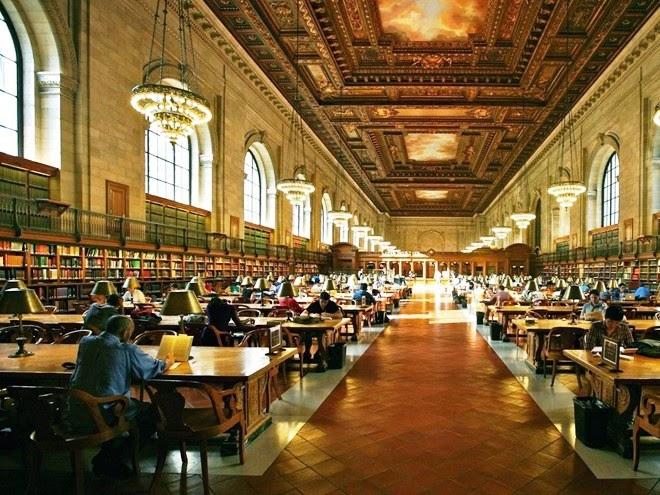 Internet có thể thay thế được Thư Viện?