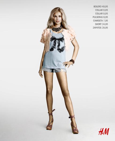 H&M 2011 : Mis looks para esta primavera