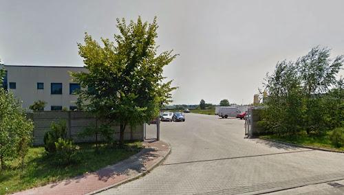Kalisz - stacja CNG - wjazd