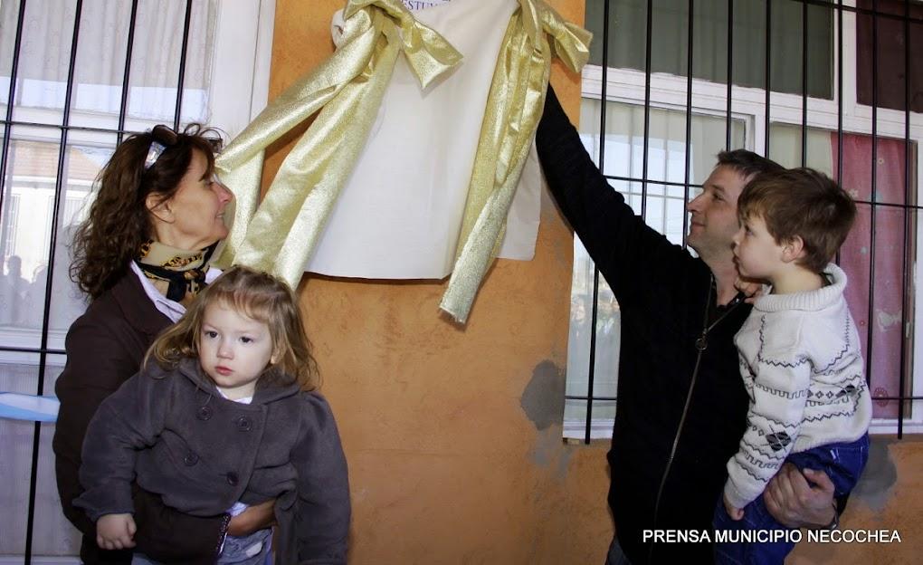 Alejandra Pane Guillermo Cirigliano jardin maternal Barquito de Papel Quequén