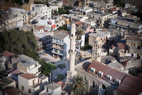 Grad Hania na Kritu