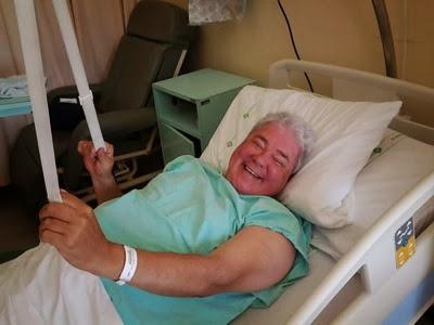 com Paulo Motta em Hospital de Clínicas de Porto Alegre. 73dabe982d3
