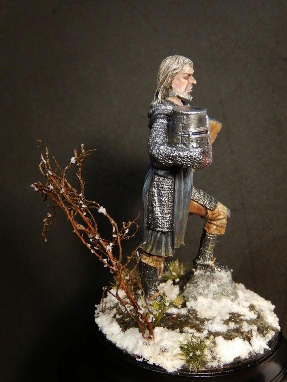 Un hiver difficile pour le teuton! Chevalier teuton, Ek Castings DSCN4609