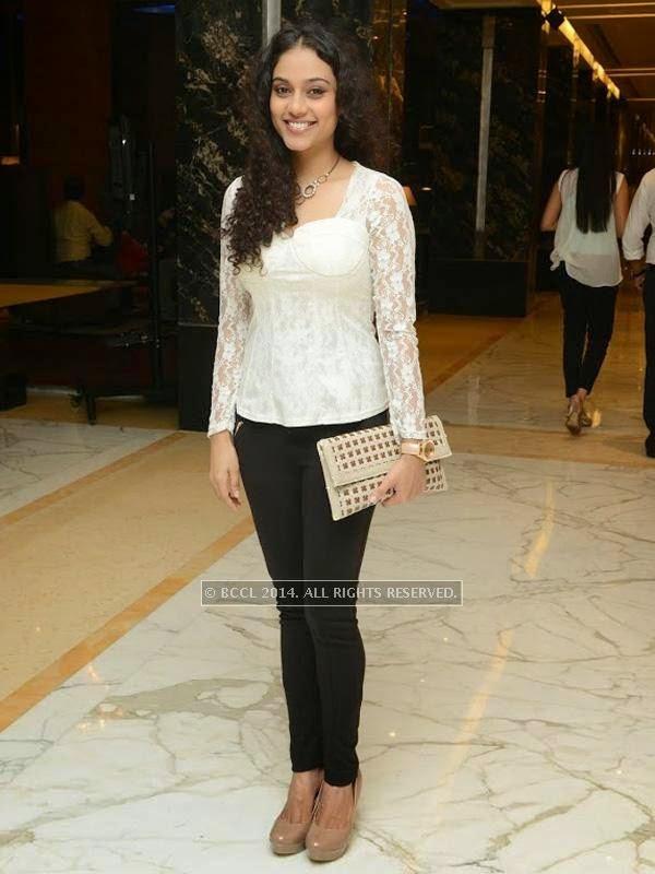 Rupa Manjari at Sam Paul success party at Taj Clubhouse in Chennai.