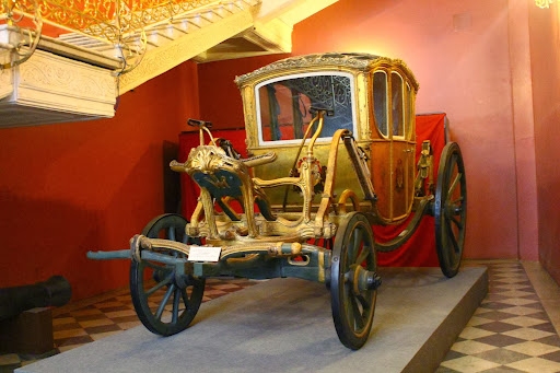 moscow state historical museum car