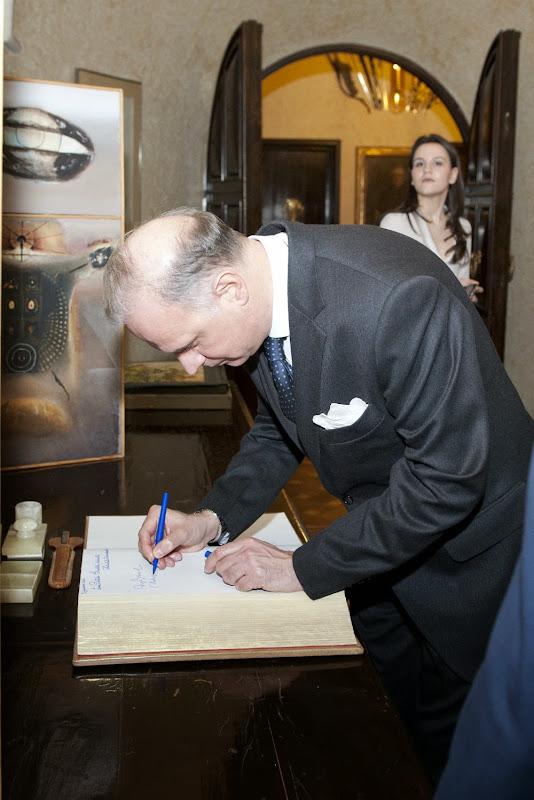 Seara Palatului Elisabeta dedicată Festivalului Internaţional de Film Bucureşti