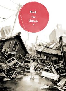 acidente em fukushima pray for japan