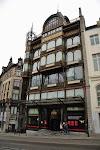 Bruxelles: musée des instruments de musique