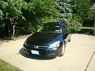 2007 BLACK HONDA ACCORD 4 DOOR 1 OWNER