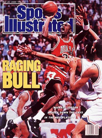 *Sports Illustrated:慶祝Michael Jordan 50歲生日封面特輯回顧! 3