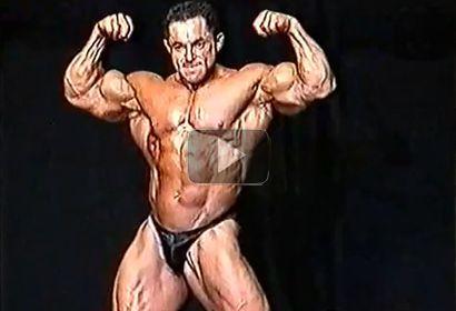 Joaquin Rosa (SPA), NABBA Universe 1999