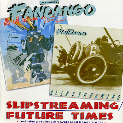 Nick Simper's Fandango ~ 1979 ~ Sleapstreaming + 1980 ~ Future Times