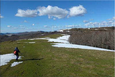 Cima de Launtze 1.190 m.