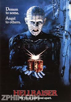 Ma Đinh - Hellraiser (1987) Poster